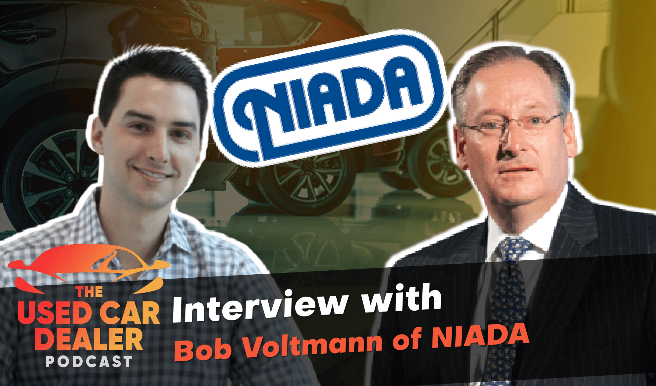 Interview with Bob Voltmann, the CEO of the NIADA